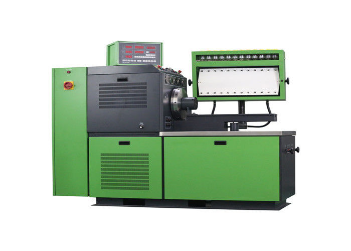 Diesel injection Pump fuel injection test bench , 8 Cylinders pc test bench 0 - 4000 rpm